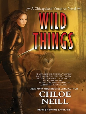 Cover for Wild Things (Chicagoland Vampires #9)
