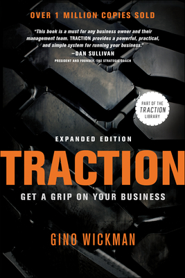 Traction: Get a Grip on Your Business Cover Image