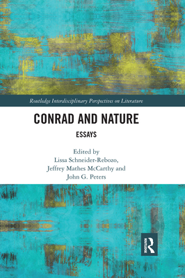 Conrad and Nature: Essays Cover Image