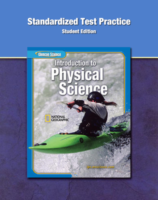 Introduction to Physical Science: Mastering Standardized Tests Cover Image