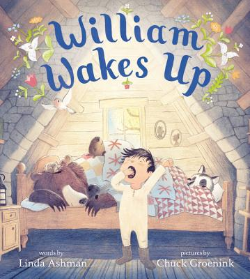 Cover for William Wakes Up