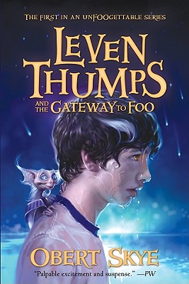 Leven Thumps and the Gateway to Foo Cover
