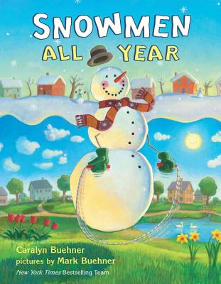 Snowmen All Year Cover