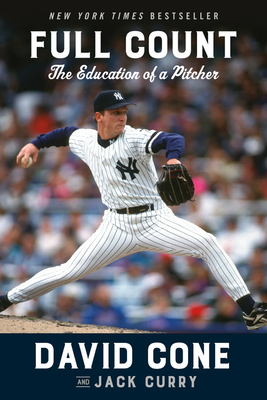 Full Count: The Education of a Pitcher Cover Image