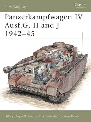 Panzerkampfwagen IV Ausf.G, H and J 1942-45 Cover