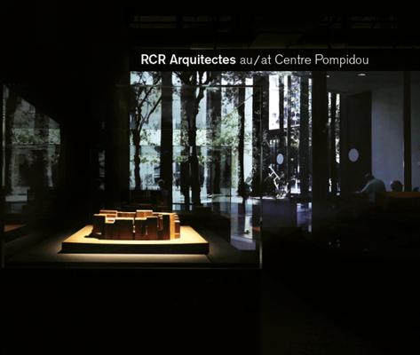Rcr Arquitectes at Centre Pompidou Cover Image