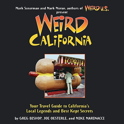 Cover for Weird California, 7