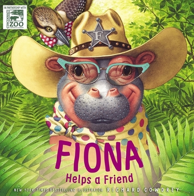 Fiona Helps a Friend Cover Image
