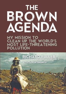 Cover for The Brown Agenda