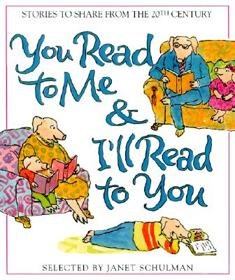 You Read to Me & I'll Read to You Cover
