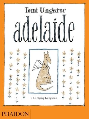 Adelaide: The Flying Kangaroo Cover Image