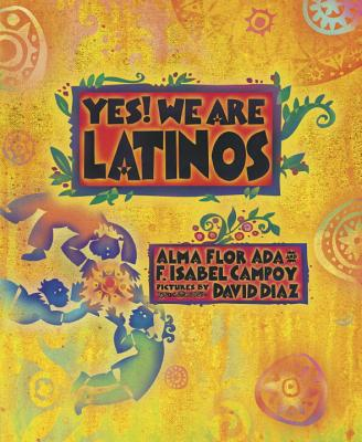 Yes! We Are Latinos Cover