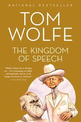The Kingdom of Speech Lib/E Cover Image