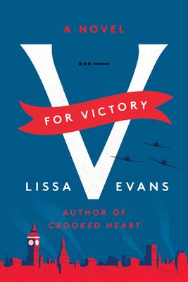 V for Victory: A Novel Cover Image