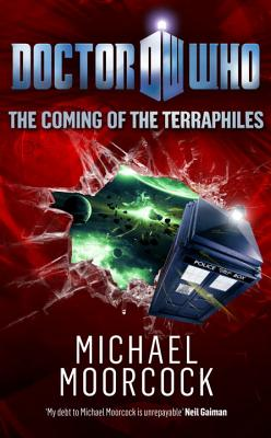 Doctor Who: The Coming Of The Terraphiles Cover Image