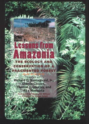 Cover for Lessons from Amazonia