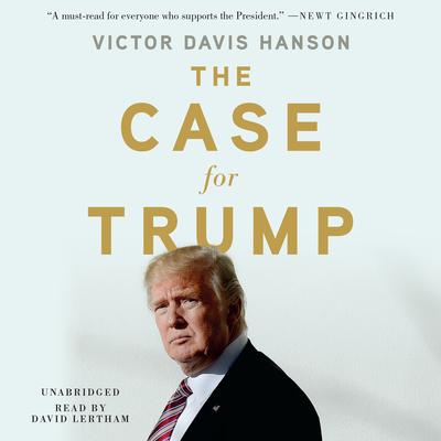 The Case for Trump Lib/E Cover Image