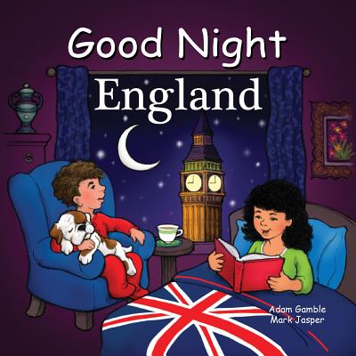 Good Night England (Good Night Our World) Cover Image