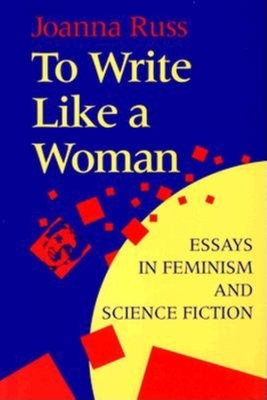To Write Like a Woman Cover