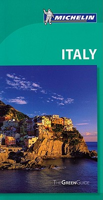 Michelin Green Guide Italy Cover