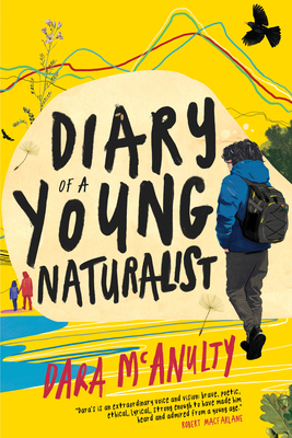 Diary of a Young Naturalist Cover Image