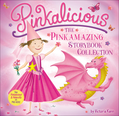The Pinkamazing Storybook Collection (Pinkalicious) Cover Image