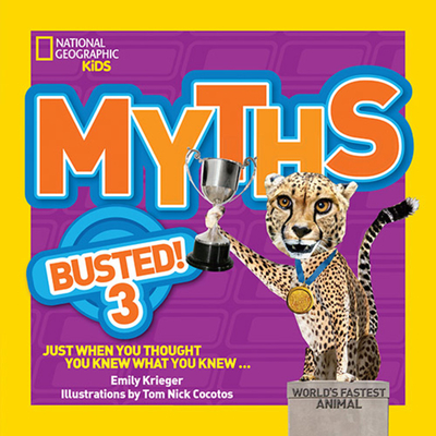 Cover for Myths Busted! 3