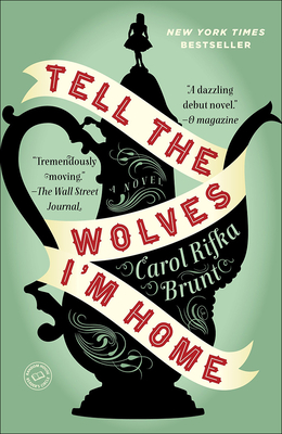 Cover for Tell the Wolves I'm Home