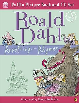 Revolting Rhymes Cover Image