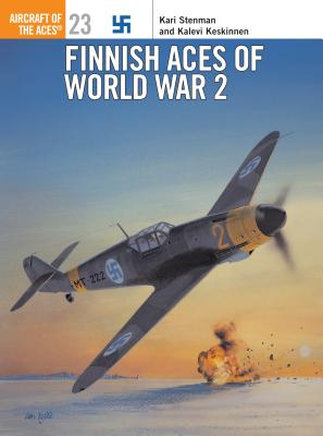 Finnish Aces of World War 2 Cover