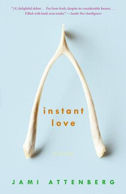 Instant Love: Fiction Cover Image