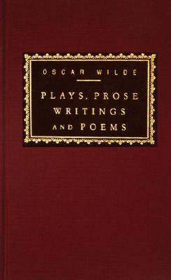 Plays, Prose Writings and Poems Cover