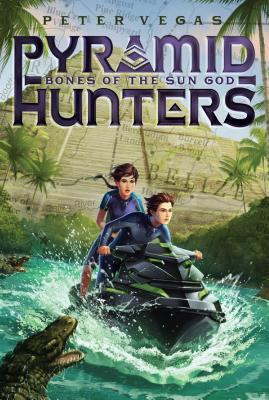 Bones of the Sun God (Pyramid Hunters #2) Cover Image