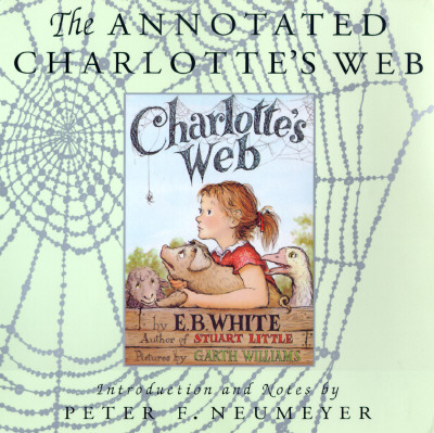 Annotated Charlotte's Web Cover