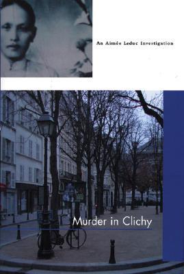 Murder in Clichy Cover