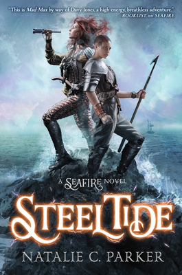 Steel Tide (Seafire #2) Cover Image
