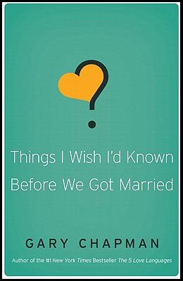 Things I Wish I'd Known Before We Got Married Cover Image