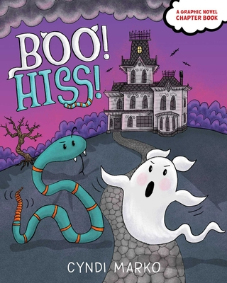 Boo! Hiss! Cover Image