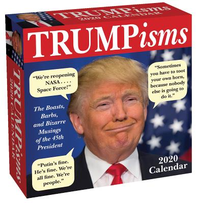TRUMPisms 2020 Day-to-Day Calendar Cover Image
