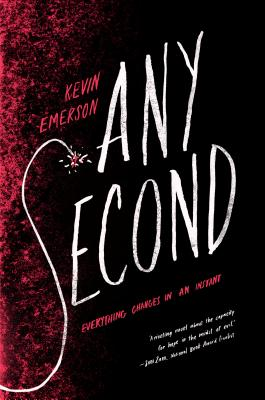 Any Second Cover Image