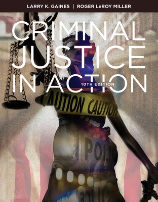 Criminal Justice in Action Cover Image