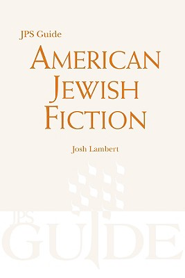 Cover for American Jewish Fiction