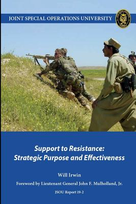 Support to Resistance: Strategic Purpose and Effectiveness cover