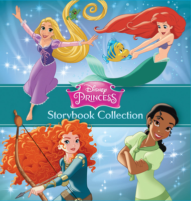 Disney Princess Storybook Collection (4th Edition) Cover Image