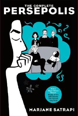The Complete Persepolis Cover