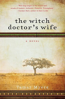 The Witch Doctor's Wife Cover