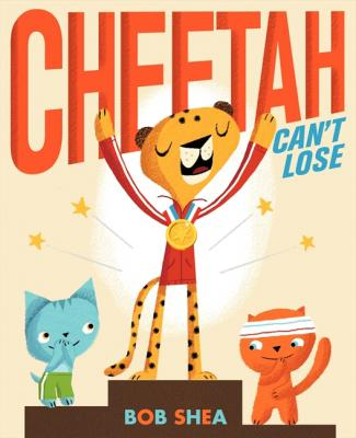 Cheetah Can't Lose Cover Image