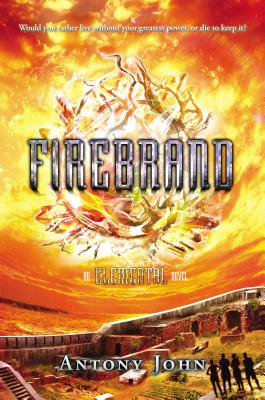 Firebrand: An Elemental Novel Cover Image