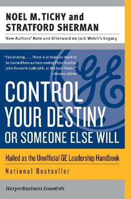 Control Your Destiny or Someone Else Will Cover