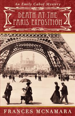Death at the Paris Exposition Cover